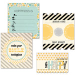 Fancy Pants Designs - Park Bench Collection - Title Pieces