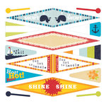 Fancy Pants Designs - Down by the Shore Collection - Pennants
