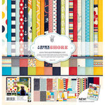 Fancy Pants Designs - Down by the Shore Collection - 12 x 12 Paper Kit