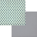Fancy Pants Designs - Trend Setter Collection - 12 x 12 Double Sided Paper - Star