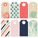 Fancy Pants Designs - Trend Setter Collection - Decorative Tags