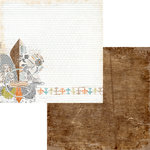 Fancy Pants Designs - Swagger Collection - 12 x 12 Double Sided Paper - Debonair