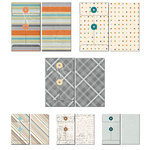 Fancy Pants Designs - Swagger Collection - Patterned Envelopes