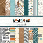 Fancy Pants Designs - Swagger Collection - 6 x 6 Paper Pad