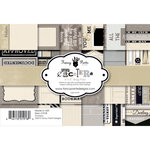 Fancy Pants Designs - Etcetera Collection - 4 x 6 Brag Pad