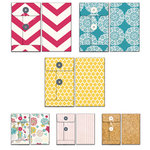Fancy Pants Designs - Wonderful Day Collection - Patterned Envelopes