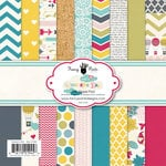 Fancy Pants Designs - Wonderful Day Collection - 6 x 6 Paper Pad