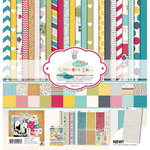Fancy Pants Designs - Wonderful Day Collection - 12 x 12 Paper Kit