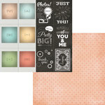 Fancy Pants Designs - Memories Captured Collection - 12 x 12 Double Sided Paper - Cards