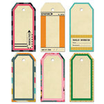 Fancy Pants Designs - As You Wish Collection - Decorative Tags - Large