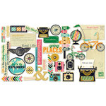 Fancy Pants Designs - As You Wish Collection - Ephemera Pack