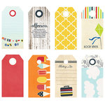Fancy Pants Designs - Nautical Collection - Decorative Tags - Small