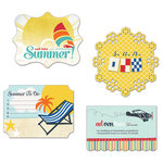 Fancy Pants Designs - Nautical Collection - Title Pieces