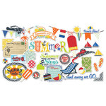 Fancy Pants Designs - Nautical Collection - Ephemera Pack