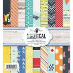 Fancy Pants Designs - Nautical Collection - 6 x 6 Paper Pad