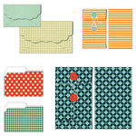 Fancy Pants Designs - Be Different Collection - Patterned Envelopes