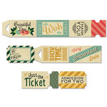 Fancy Pants Designs - Burlap and Bouquets Collection - Ticket Roll