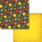 Fancy Pants Designs - Everyday Circus Collection - 12 x 12 Double Sided Paper - Star of the Show