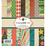 Fancy Pants Designs - Everyday Circus Collection - 6 x 6 Paper Pad