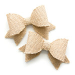 Fancy Pants Designs - Artist Edition Collection - Burlap Bows