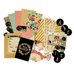 Fancy Pants Designs - Burlap and Bouquets Collection - Party Kit