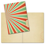 Fancy Pants Designs - Everyday Circus Collection - Journal Three