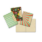 Fancy Pants Designs - Everyday Circus Collection - Mini Journal - 3 Pack