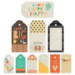Fancy Pants Designs - True Friend Collection - Decorative Tag Set