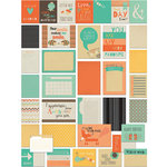 Fancy Pants Designs - True Friend Collection - Brag Cards