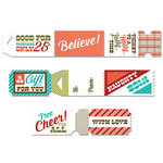 Fancy Pants Designs - Oh, Deer Collection - Christmas - Ticket Roll