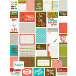 Fancy Pants Designs - Oh, Deer Collection - Christmas - Brag Cards