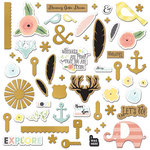 Fancy Pants Designs - Office Suite Collection - Ephemera Pack