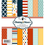 Fancy Pants Designs - Making Waves Collection - 6 x 6 Paper Pad