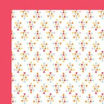 Fancy Pants Designs - Summer Sun Collection - 12 x 12 Double Sided Paper - Sandcastles