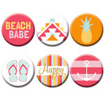 Fancy Pants Designs - Summer Sun Collection - Flair