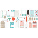 Fancy Pants Designs - Wish Season Collection - Christmas - Tags