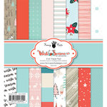 Fancy Pants Designs - Wish Season Collection - Christmas - 6 x 6 Paper Pad