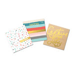 Fancy Pants Designs - Wish Season Collection - Christmas - 4 x 4 Mini Journals Pack