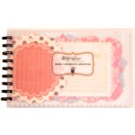 Fancy Pants Designs - Little Sprout Collection - 5 x 8 Notebook Journal , CLEARANCE