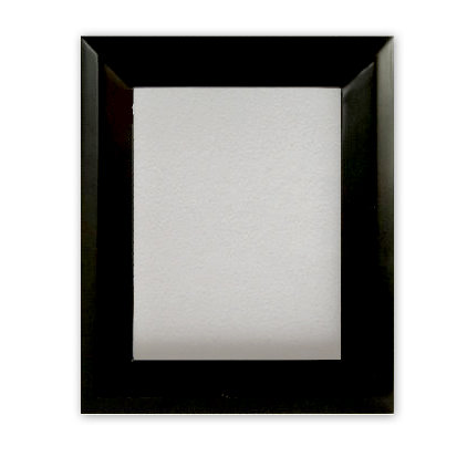 Fancy Pants Designs - On Display Collection - Embellish Me Frames - 6 x 8 Frame - Black