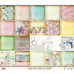 Fancy Pants Designs - Arctic Chill Collection - 12 x 12 Paper Kit