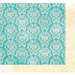 Fancy Pants Designs - Splendid Collection - 12 x 12 Double Sided Paper - Sophisticated