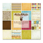 Fancy Pants Designs - All Fall Collection - 8 x 8 Paper Pad, CLEARANCE
