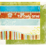 Fancy Pants Designs - The Daily Grind Collection - 12 x 12 Double Sided Paper - Strips, CLEARANCE