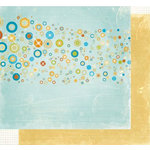 Fancy Pants Designs - The Daily Grind Collection - 12 x 12 Double Sided Paper - Sparkle, CLEARANCE