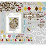 Fancy Pants Designs - All Fall Collection - Rub Ons