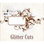 Fancy Pants Designs - Glitter Cuts - Label Flourish