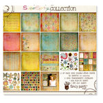 Fancy Pants Designs - Sweet Spring Collection - 12 x 12 Paper Kit