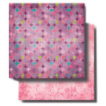 Fancy Pants Designs - 12x12 Double Sided Paper - Kewl Collection - Magnificent, CLEARANCE