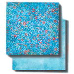Fancy Pants Designs - 12x12 Double Sided Paper - Floral Chic - Merriment, CLEARANCE